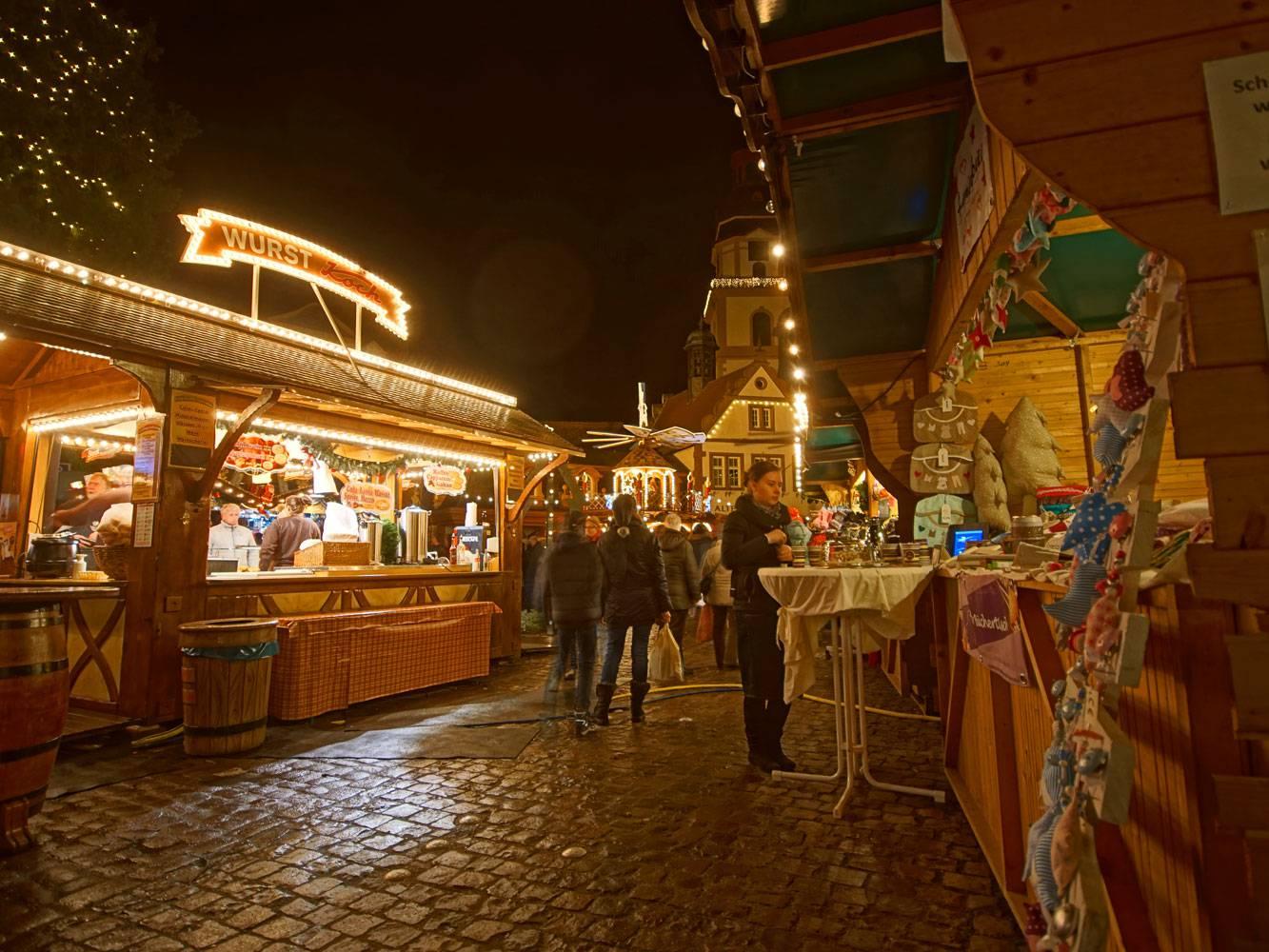 Weihnachtsmarkt Otzberg.Handyemulator